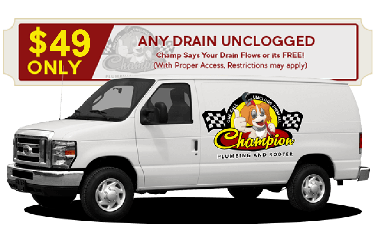 Clogged Drains And Sewer Backups